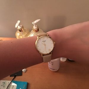 Taupe Kate Spade Watch